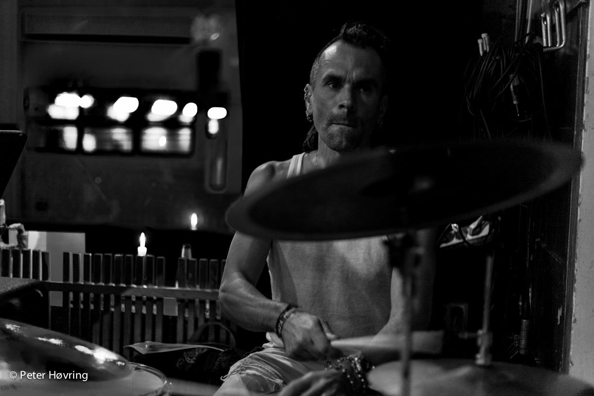 André Ferrari (drums)