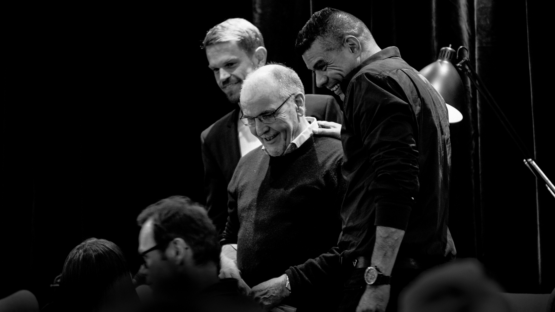 Lasse Jensen, Vincent F. Hendricks og  Svend Brinkmann